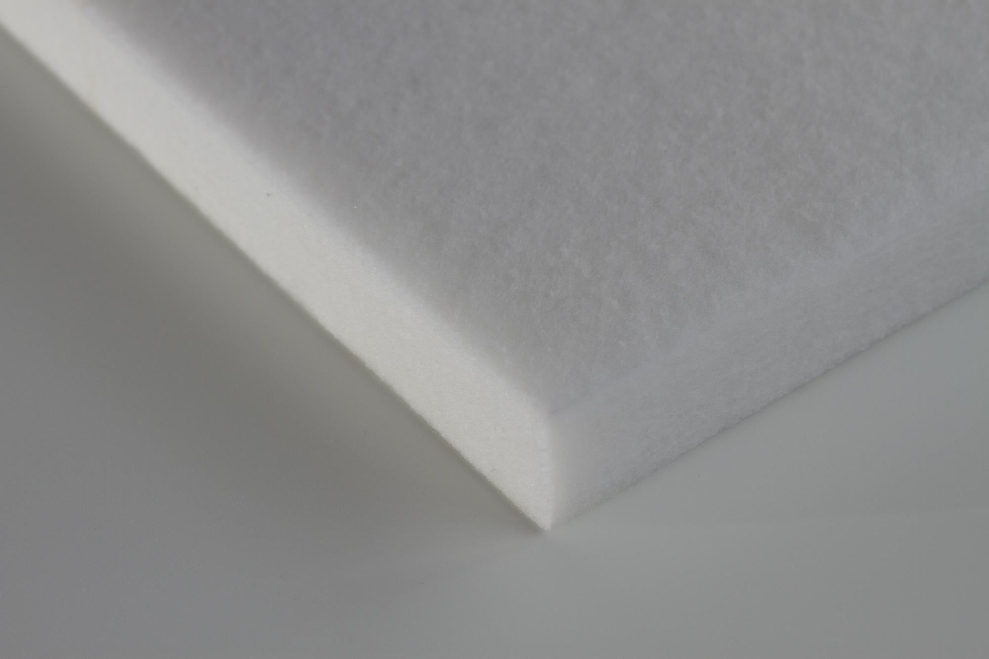 ljudabsorbent polyester