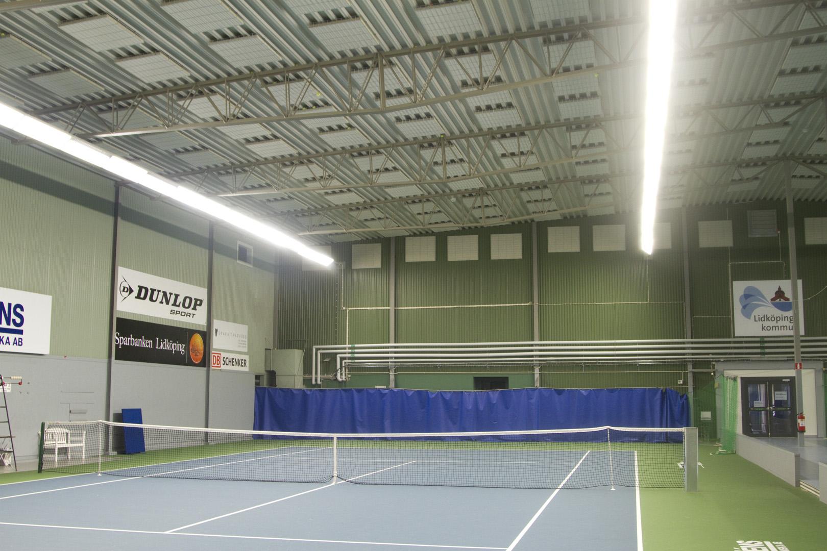 Referens Lidköpings Tennishall
