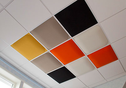 Valvett Takabsorbent i olika färger